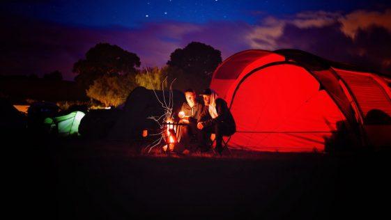 Choosing a Family Tent