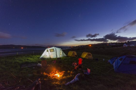Fundamental Camping Etiquette