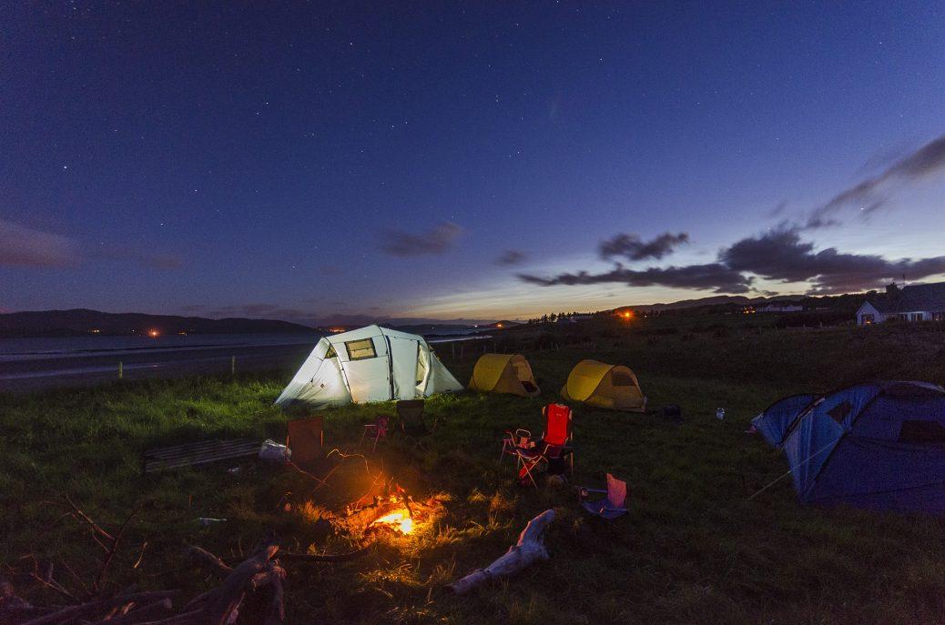 Fundamental Camping Etiquette