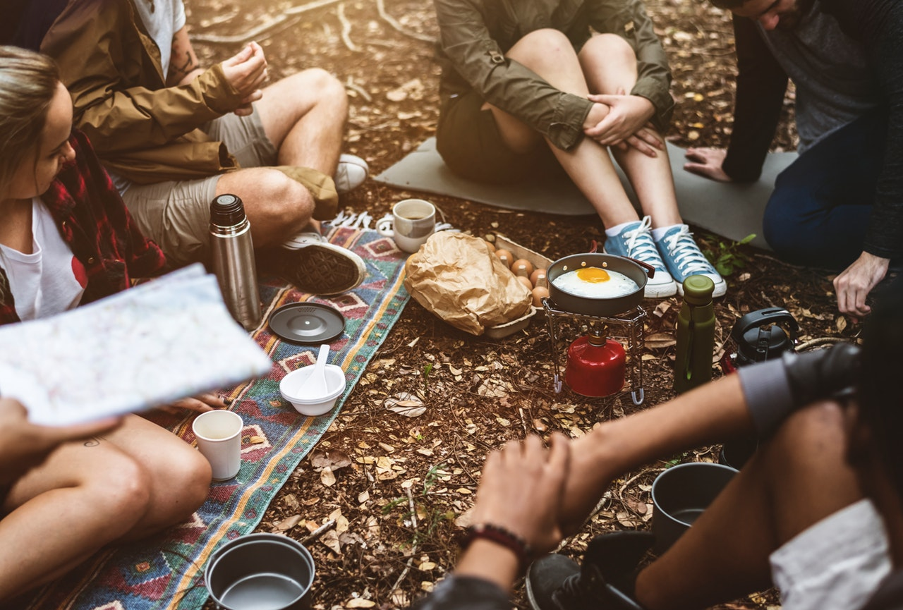 Benefits of Family Camping