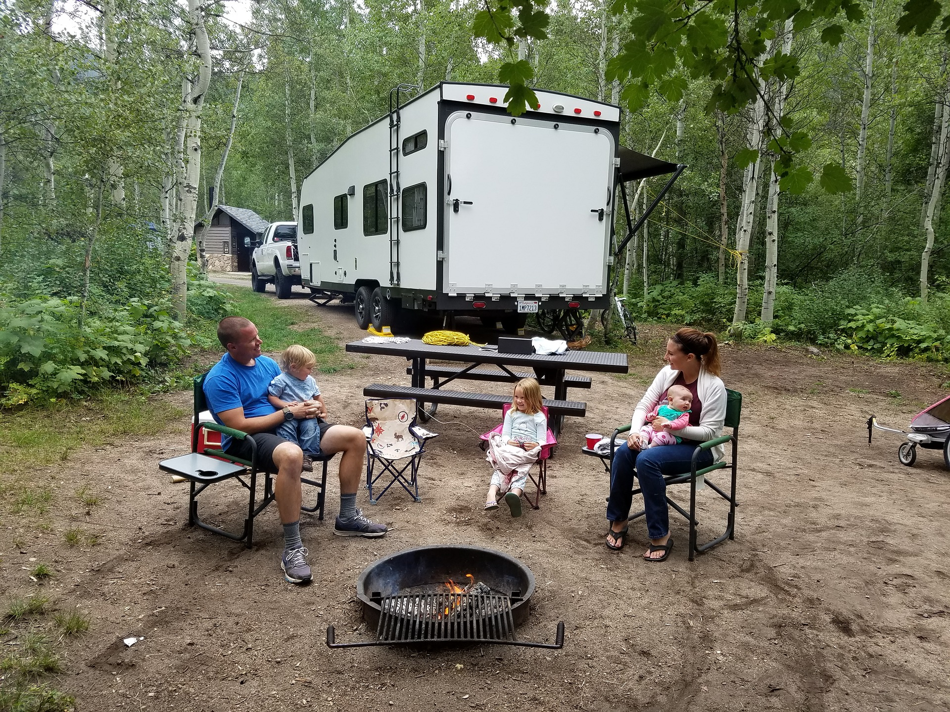 FAQs About Family Camping