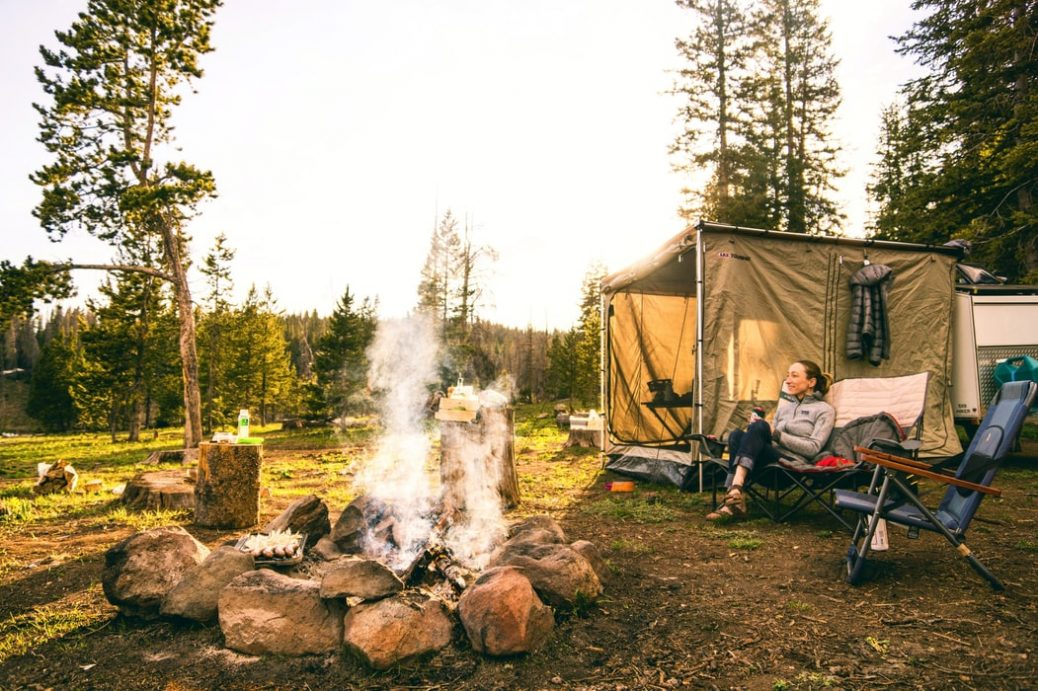 How to Make Family Camping Appealing