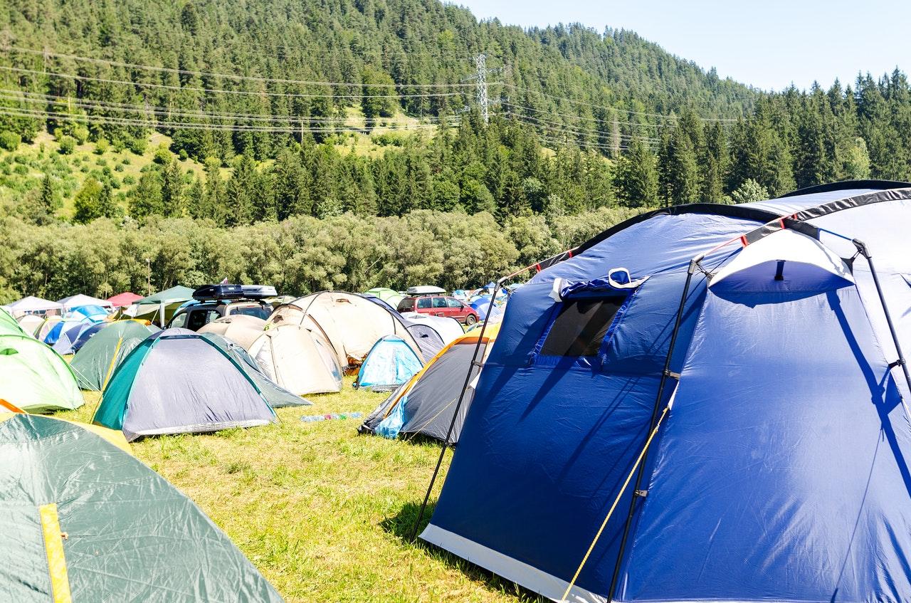 Choosing a Camping Spot